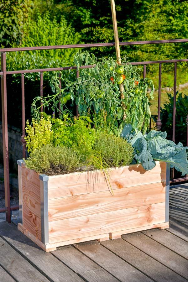 Jardiniere design 75x35x36