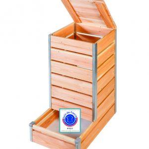 Composteur acces direct petit modele